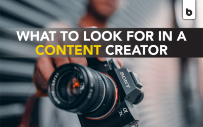 What to Look for in a Content Creator